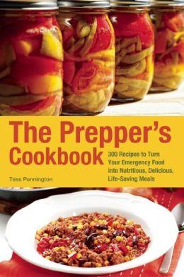 prepper's cookbook