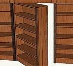 secret room for cache